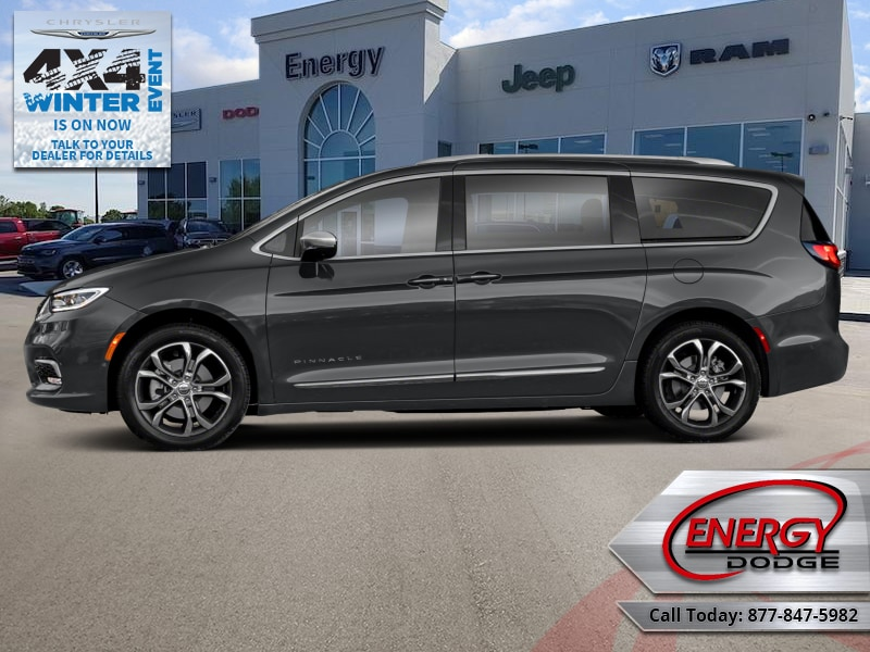 2021 Chrysler Pacifica SUV