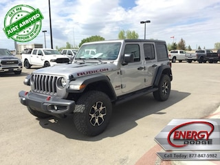 2019 Jeep Wrangler Unlimited Rubicon - Leather Seats SUV