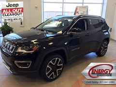2020 Jeep Compass Limited - Leather Seats SUV