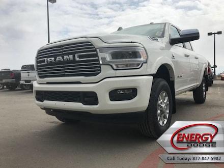 2019 Ram 3500 Laramie - Leather Seats Crew Cab