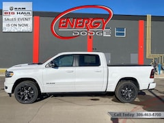 2021 Ram 1500 Limited - Leather Seats -  Cooled Seats Crew Cab