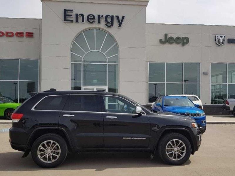 2014 Jeep Grand Cherokee Overland - Navigation SUV