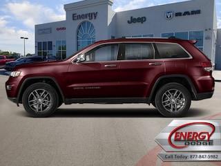 2021 Jeep Grand Cherokee 80th Anniversary Edition SUV