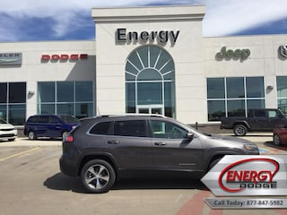 2020 Jeep Cherokee Limited - Luxury Interior SUV