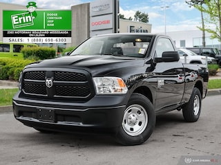 2019 Ram 1500 Classic WOW !  LOWEST PRICE FOR A RAM 1500 $ 26,995 + HST Truck Regular Cab