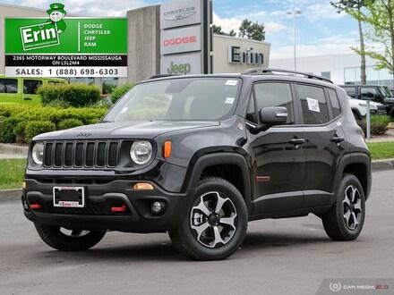 2019 Jeep Renegade PRICE DROP $ 34,995 + HST | TRAILHAWK 4X4 SUV