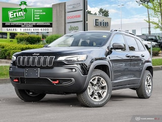 2019 Jeep Cherokee TRAILHAWK ELITE | 4X4 | 3.2L | NAVI | CAMERA | PAN SUV