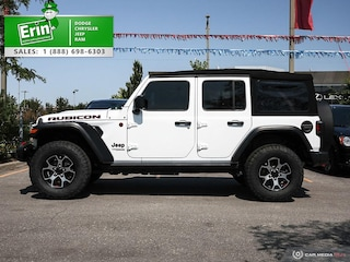 2018 Jeep Wrangler Unlimited RUBICON |  1 OWNER | CLEAN CARFAX
