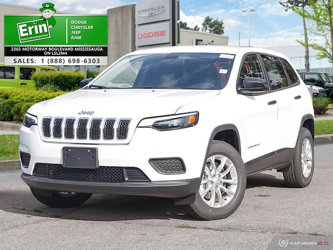 2019 Jeep Cherokee SPORT 4X4 | 3.2L ENGINE | POPULAR APPEARANCE GROUP SUV