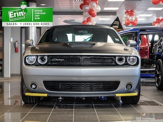 2019 Dodge Challenger R/T | PERFORMANCE PLUS PACKAGE | T/A PACKAGE AND M Coupe