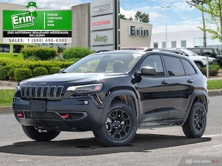 New 2020 Jeep Cherokee Trailhawk SUV for sale near Toronto, ON