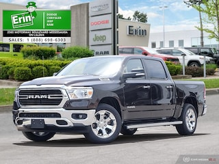 New 2019 Ram All-New 1500 BIG HORN Truck Crew Cab for sale near Toronto, ON