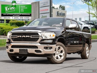New 2021 Ram 1500 Big Horn 4X4 |  Rambox | 20 inch wheels  Truck Crew Cab for sale near Toronto, ON