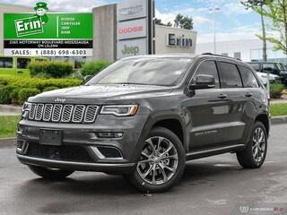 2020 Jeep Grand Cherokee SUMMIT 4X4 | LAGUNA LEATHER | HEMI | PREMIUM PLUS  SUV