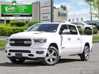 New 2020 Ram 1500 Rebel | Leather & Sound | Dual Pane Sunroof Truck Crew Cab for sale near Toronto, ON