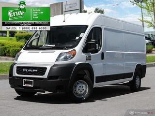 2019 Ram ProMaster 2500 HIGH ROOF 159 INCHBASE   DOUBLE PASSENGER SEAT   C Van Cargo Van