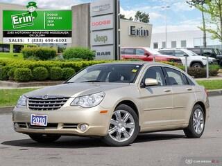 Used 2010 Chrysler Sebring LIMITED V-6 | HEATED SEATS | SUNROOF | Sedan for sale in Mississauga, ON