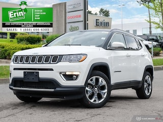 New 2020 Jeep Compass LIMITED | 4X4 | LEATHER | NAVIGATION | FUEL EFFICI SUV for sale near Toronto, ON