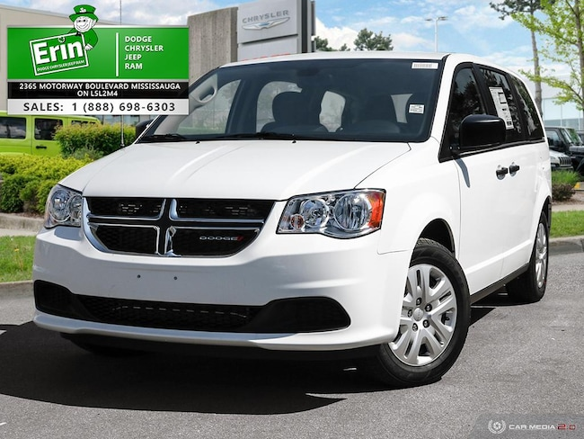 2019 Dodge Grand Caravan 7 PASSENGER Van