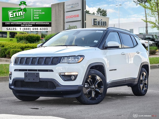 2019 Jeep Compass ALTITUDE | HEATED FRONT SEATS | HEATED STEERING WH SUV