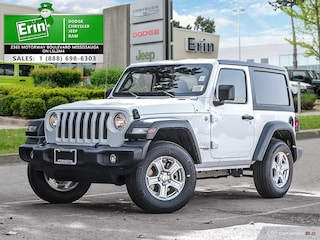 2020 Jeep Wrangler SPORT S PACKAGE | 2.0 L TURBO | COLD WEATHER GROUP SUV