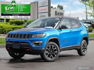 New 2020 Jeep Compass Trailhawk 4X4 | Safety & Security Group SUV for sale near Toronto, ON