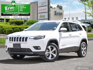 New 2020 Jeep Cherokee Limited SUV for sale near Toronto, ON