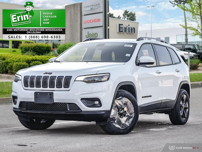 2019 Jeep New Cherokee NORTH ALTITUDE 4X4 | COLD WEATHER GROUP | FUEL EFF SUV