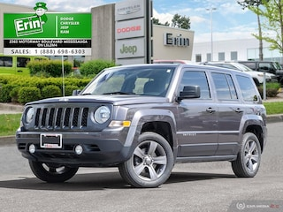 2015 Jeep Patriot High Altitude l Leather l Sunroof l 4X4 SUV