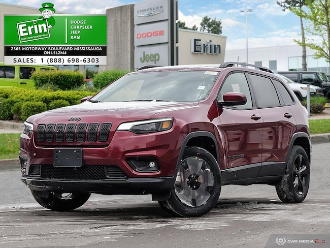 2019 Jeep New Cherokee NORTH 4X4 | ALTITUDE | COLD WEATHER GROUP | SUV