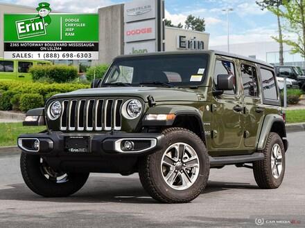 2021 Jeep Wrangler Sahara | Sarge Green | Cold Weather Group |  SUV