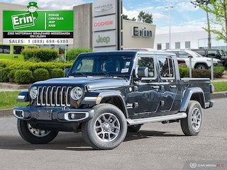 New 2020 Jeep Gladiator OVERLAND 4X4 | LEATHER INTERIOR | COLD WEATHER GRO Truck Crew Cab for sale near Toronto, ON