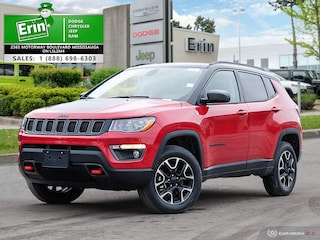 New 2020 Jeep Compass Trailhawk 4X4 | Panoramic Sunroof SUV for sale near Toronto, ON