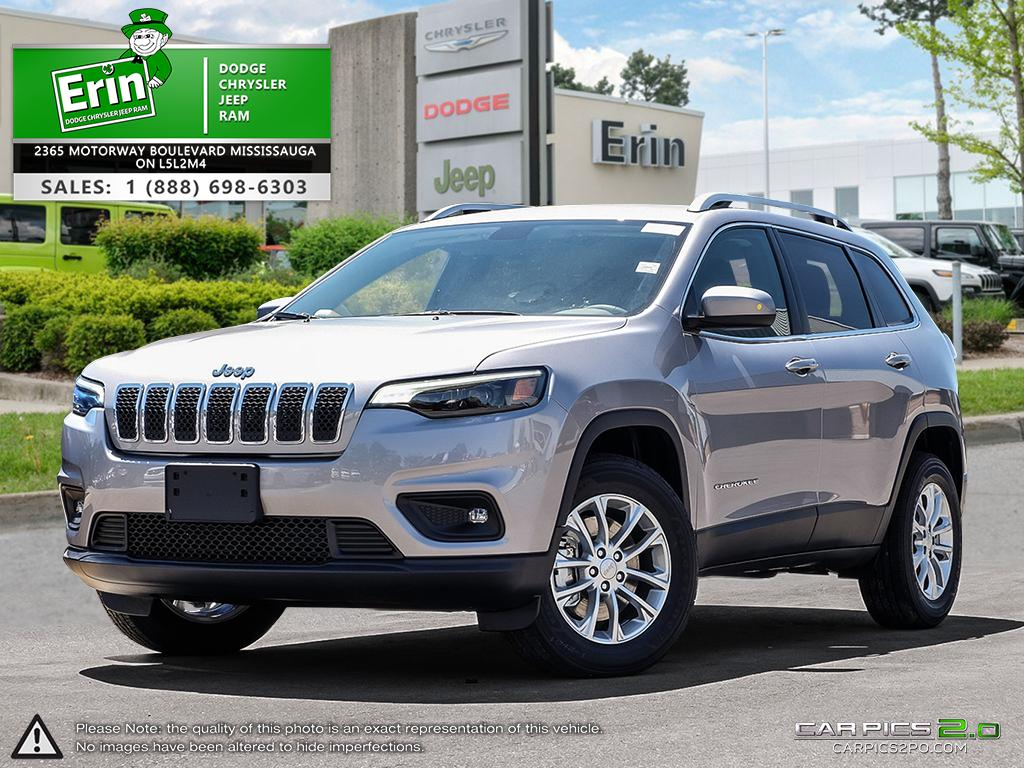 2019 Jeep Cherokee NORTH 4X4 | COLD WEATHER GROUP | COMFORT & CONVENI SUV