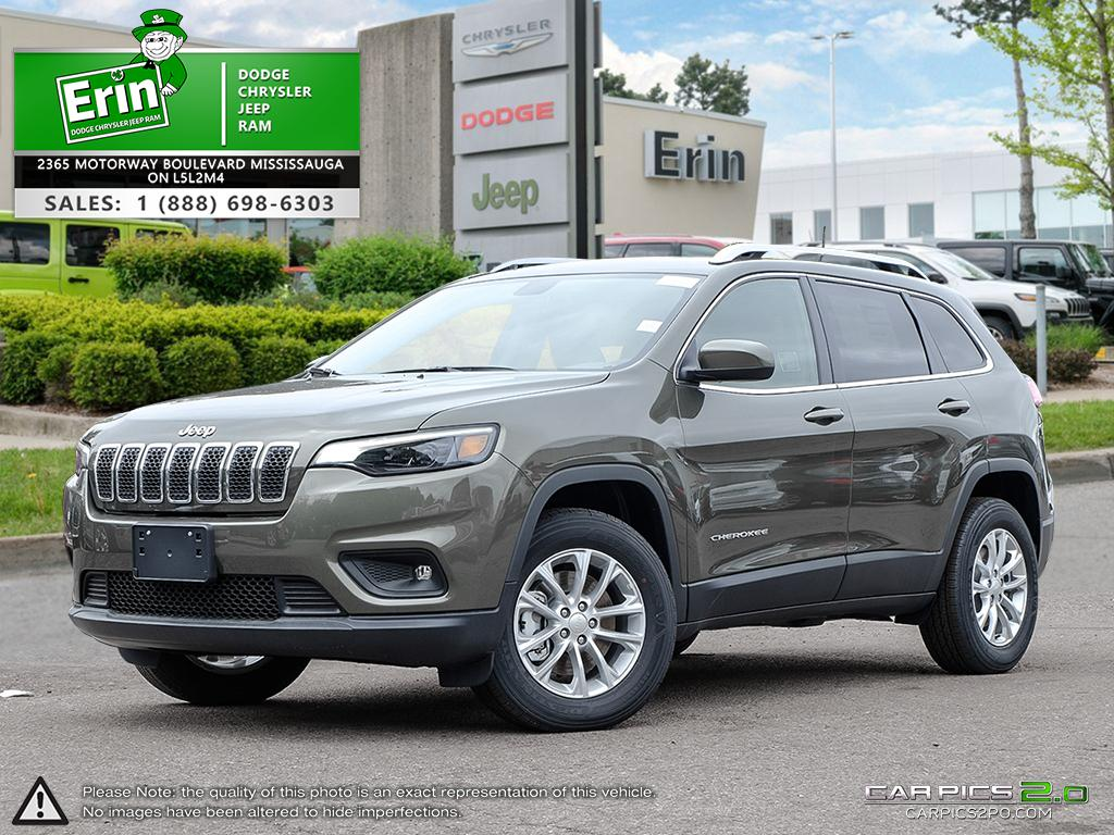 2019 Jeep Cherokee NORTH 4X4 | COLD WEATHER GROUP | 9 SPEAKERS | REMO SUV