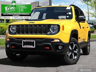 2019 Jeep Renegade TRAILHAWK 4X4 | TURBO | BEATS AUDIO |  SUV