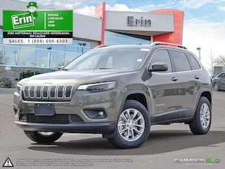 2019 Jeep New Cherokee NORTH 4X4   OLIVE GREEN   COLD WEATHER GROUP   HEA SUV