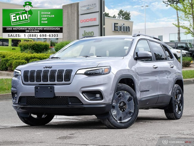 2019 Jeep New Cherokee NORTH ALTITUDE 4X4 | COLD WEATHER GROUP | AUTO | SUV