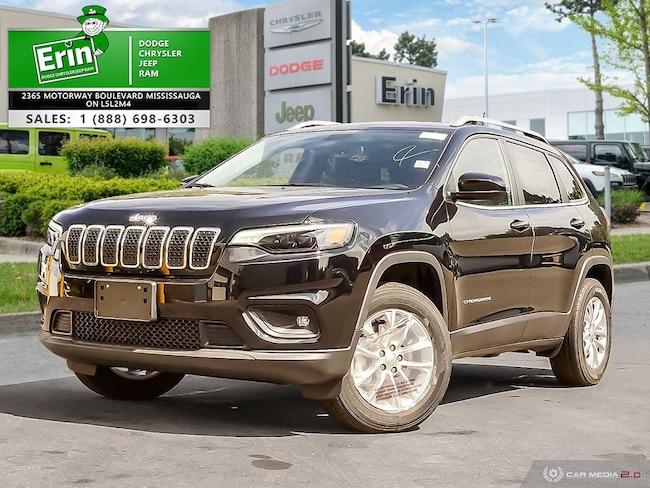 2019 Jeep New Cherokee 4X4 | COLD WEATHER GROUP | 3.2L ENGINE SUV
