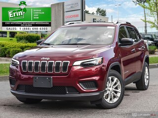 2019 Jeep New Cherokee COLD WEATHER GROUP SUV