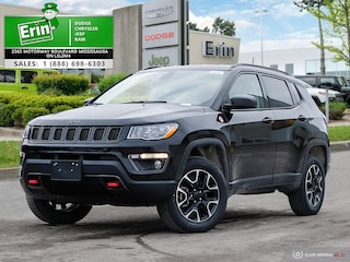 New 2020 Jeep Compass Trailhawk SUV for sale near Toronto, ON