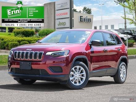 2021 Jeep Cherokee Sport | Popular Appearance Group | SALE Front-Wheel Drive
