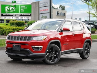 2020 Jeep Compass NORTH ALTITUDE | COLD WEATHER GROUP | POPULAR EQUIPMENT GROUP SUV