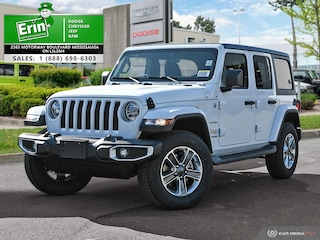 New 2020 Jeep Wrangler Unlimited Sahara SUV for sale near Toronto, ON