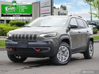 2020 Jeep Cherokee TRAILHAWK 4X4 | SAFETYTEC | NAVI | TRAILER TOW SUV