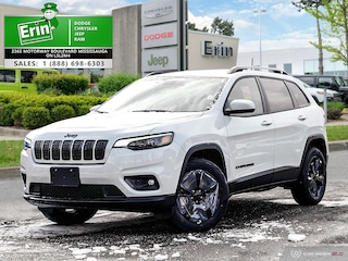 2019 Jeep New Cherokee NORTH ALTITUDE 4X4 | PEARL WHITE | COLD WEATHER GR SUV