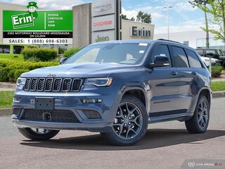 New 2020 Jeep Grand Cherokee Limited X SUV for sale near Toronto, ON