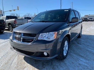 New 2020 Dodge Grand Caravan Premium Plus Van 2C4RDGCG3LR162177 for sale in Estevan, Saskatchewan
