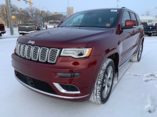 New 2020 Jeep Grand Cherokee Summit SUV 1C4RJFJT0LC225411 for sale in Estevan, Saskatchewan