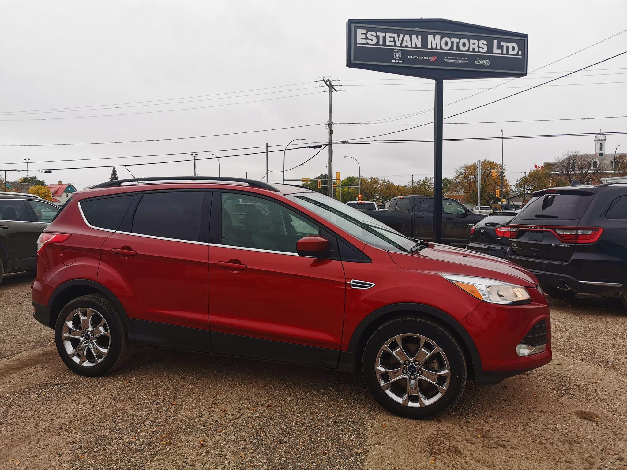 Featured used 2014 Ford Escape SE SUV for sale in Estevan, Saskatchewan